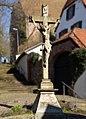 Worms Horchheim, Kruzifix, barock 2016-02.jpg