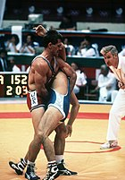 Wrestling at the 1988 Summer Olympics