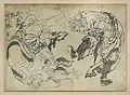 Wu Song (Monsin in Japanese) by Hokusai, c. 1805, drawing.jpg
