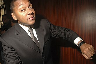 Wynton Marsalis - Marsalis at Lincoln Center in 2004