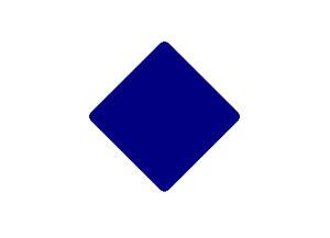 XXV Corps (Union Army) - Image: XX Vcorpsbadge 3