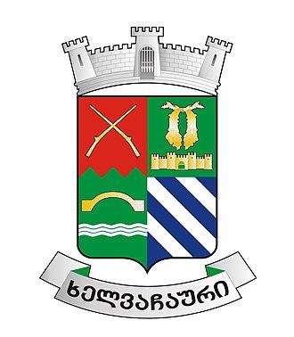 Khelvachauri Municipality - Image: Xelvachauris gerbi