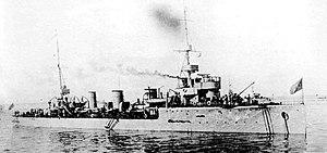 Soviet destroyer Yakov Sverdlov - Image: Yakov Sverdlov 1927 1941a