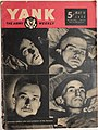 Yank, The Army Weekly, May 18, 1945 (cover showing American soldiers who were German prisoners).jpg