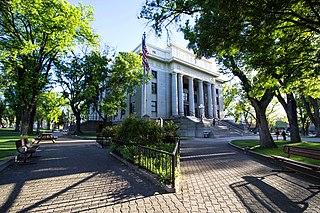 Yavapai County Courthouse United States historic place