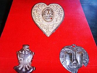 Yenisei Kyrgyz - Yenisei Kyrgyz artefacts
