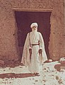 Yezidi Chief in Bachiqua by Albert Kahn.jpg