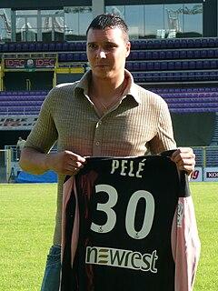 Yohann Pelé French footballer