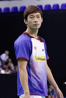 Chan Peng Soon Badminton player