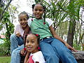 Young Girls in Public Park - San Jose de Ocoa - Dominican Republic.jpg