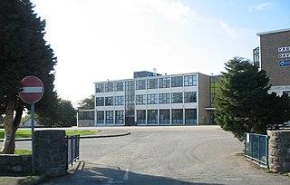 Ysgol David Hughes Comprehensive school in Menai Bridge, Isle of Anglesey, Wales