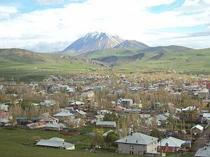 Eleşkirt - General view of Eleşkirt