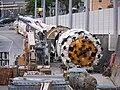 Zürich - Oerlikon - Tunnelbohrmaschine IMG 0002.JPG