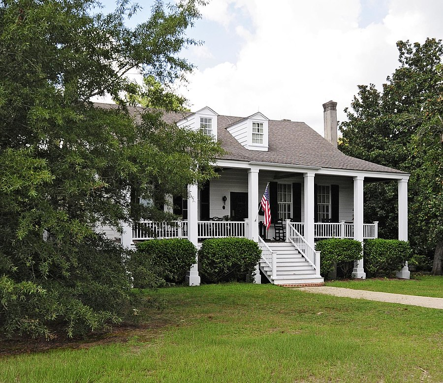Zachariah Cantey House
