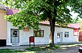 Zadareni, oficiul postal.jpg