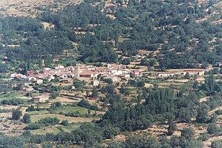 Zapardiel de la Ribera municipality in Castile and León, Spain