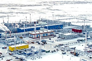 Zapolyarnoye gas field - Zapolyarnoye gas field