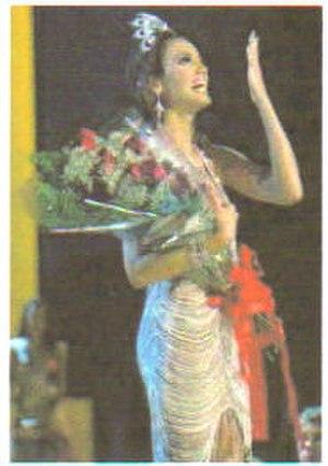 Miss Universe 2006 - Image: Zuleyka