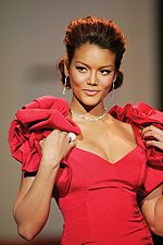 Zuleyka Rivera Zuleyka Rivera, Red Dress Collection 2007.jpg