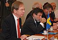 Zviedrijas Centrālās bankas padomes tikšanās ar Ministru prezidentu (4152986692).jpg