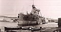 """Averof"" fitting out Summer 1910 Orlando yard Livorno, Italy.jpg"