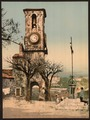 """ Mont Chevalier,"" the tower and calvary, Cannes, Riviera-LCCN2001699283.tif"