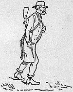 'Dix heures en chasse' by Gédéon Baril 38