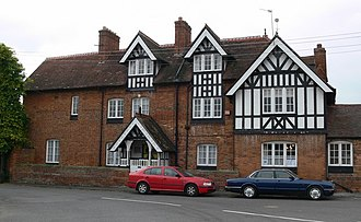 "Lubenham - ""The House that Jack built"" (Gore Lodge)"
