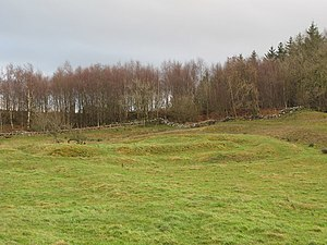 Milecastle 29 - Image: (The site of ) Milecastle 29 Tower Tye geograph.org.uk 1129286