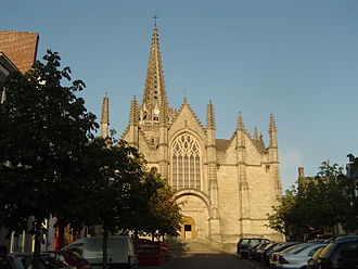 Vitré, Ille-et-Vilaine - Notre-Dame Church