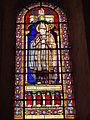 Église Notre Dame et Saint-Junien de Lusignan, vitrail 03.JPG
