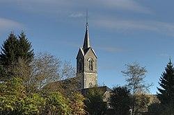 Église Saint-Martin, Barlest, France.jpg