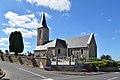 Église Saint-Romphaire de Saint-Romphaire. Vue sud-est.jpg
