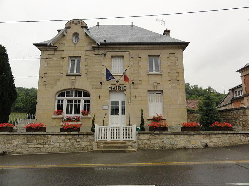 Épagny (Aisne) mairie