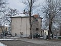 Észak-Pesti Kórház, bejárati épület, 2018 Pestújhely.jpg