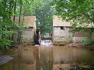 Oil mill - Image: Ölmühle Halverde