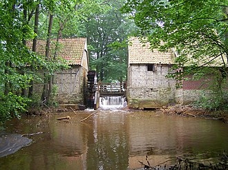 Hopsten - Image: Ölmühle Halverde