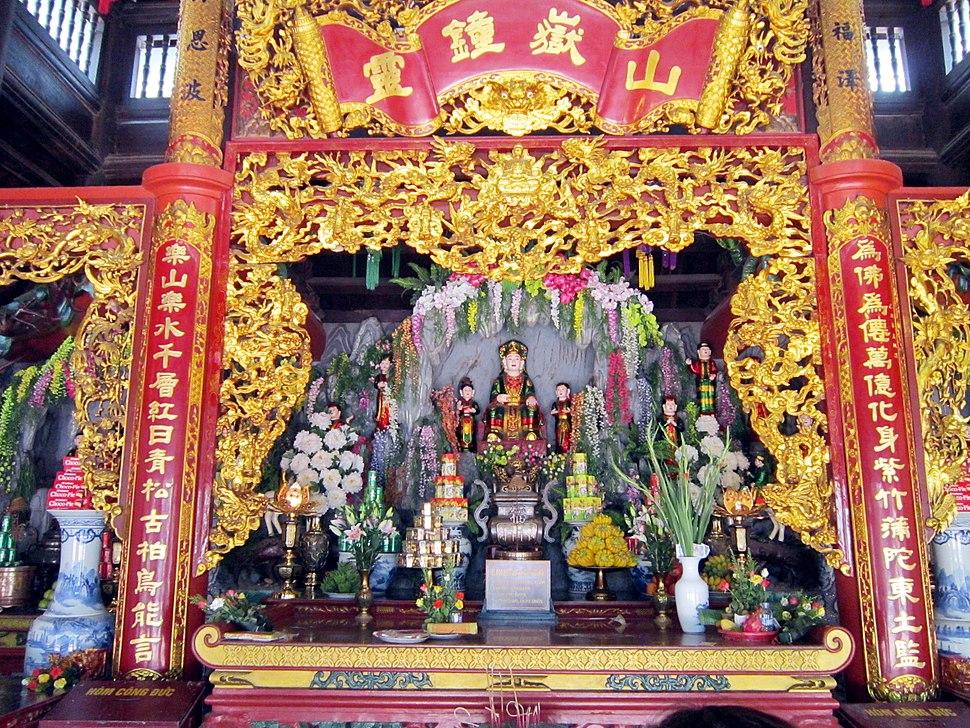Điện thờ Liễu Hạnh Công chúa