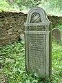 Židovský hřbitov Myslkovice - náhrobek 2.jpg