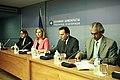 Παρουσίαση βασικών αξόνων εξωτερικής πολιτικής από την πολιτική ηγεσία ΥΠΕΞ (4992904044).jpg