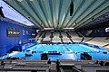Бассейны на арене во время Чемпионата мира по водным видам спорта 2015.jpg