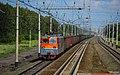 ВЛ10-989, Россия, Новосибирская область, перегон Обь - Чик (Trainpix 138476).jpg