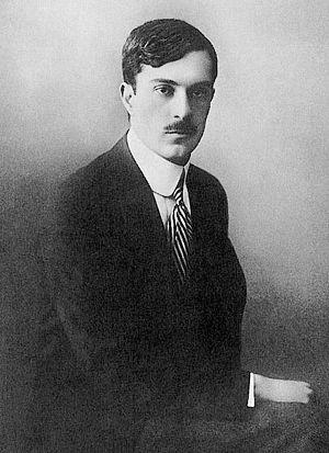 Veljko Petrović (poet) - Veljko Petrović c. 1905