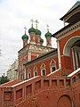 Высоко-Петровский монастырь. Церковь Преподобного Сергия Радонежского02.jpg