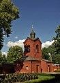 Вінниця - Дзвіниця Миколаївської церкви з усипальницею Пирогова DSCF1918.JPG