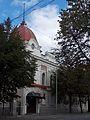 Дом, в котором жил татарский композитор С. Сайдашев и выступал Маяковский В.В. (Тинчуринский театр).jpg