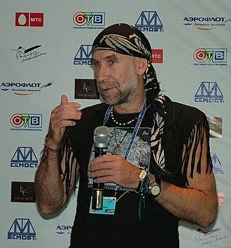 Ivan Maximov - Image: Иван Максимов на кинофестивале во Владивостоке