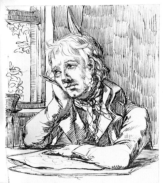 File:Каспар Давид Фридрих. Автопортрет за столом.jpg