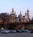 Комплекс будівель Свято-Покровського монастиря 1689-1825 рр., м. Харків.JPG