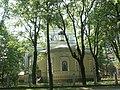 Латвия (Latvija), Рига (Rīga) (Mēness iela), церковь (Debesbraukšanas pareizticīgo baznīcas), 13-56 10.07.2006 - panoramio.jpg